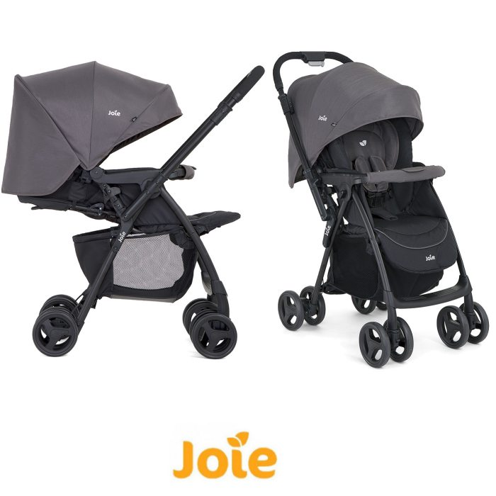 Joie Mirus Scenic Stroller - Ember