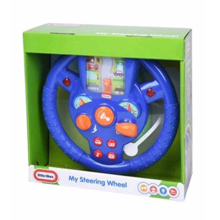 ASDA-my-steering-wheel