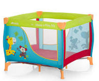 Sleep and play travel cot hauck 200