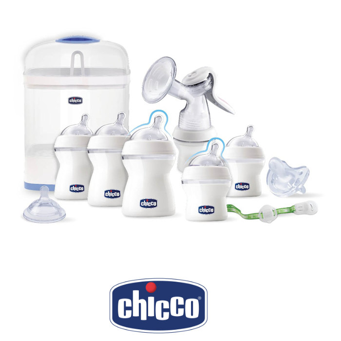 Chicco Natural Feeling All You Need Starter Set
