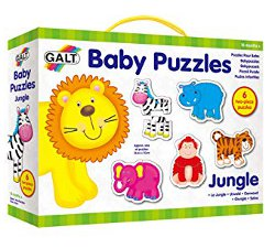 Baby Puzzles - Jungle 250