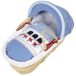 Babies R Us soldier moses basket