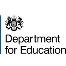 Department for Education logo 222