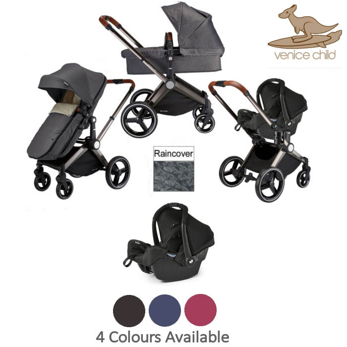 Venice Child Kangaroo 3 in 1 Gemm Travel System