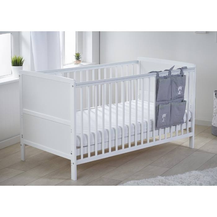 Kinder Valley Cot Bed & Mattress Bundle