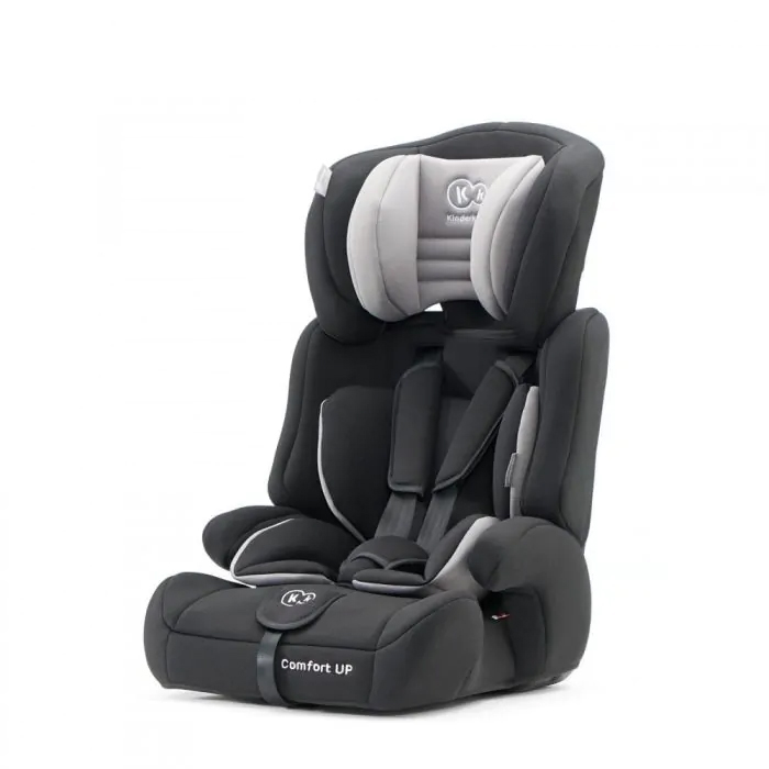 Kindercraft Comfort Up Car Seat Black 4-12years