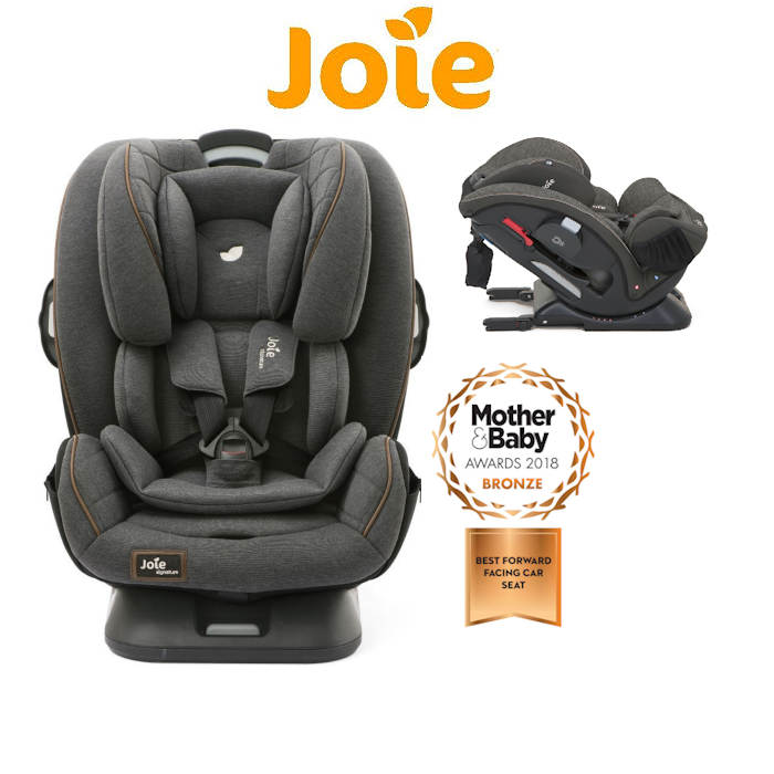 Joie Limited Edition Every Stage FX Isofix Group 0123 Car Seat  Signature Noir