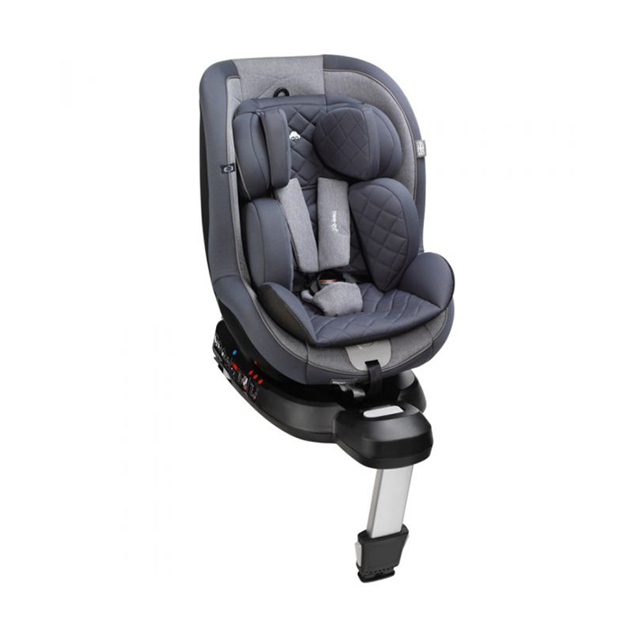 Meego Swirl I-Size Car seat - Pebble