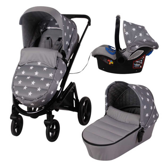 My Babiie Billie Faiers MB300+ Travel System
