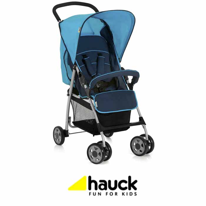 Hauck Sport Pushchair with Raincover - Moonlight Capri