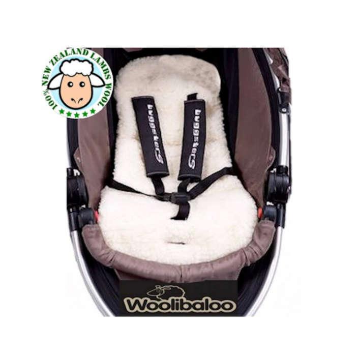 Woolibaloo 100 New Zealand Lambswool Pushchair Liner