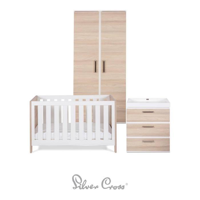 Silver Cross Finchely 3 Piece Room Set