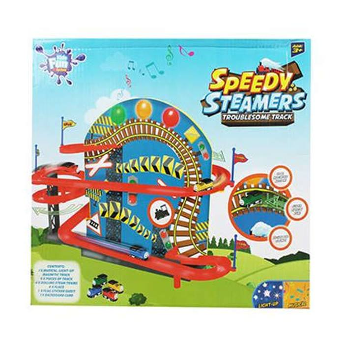TheWorks-SpeedySteamers-Track