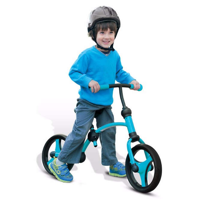 ELC bubble bike