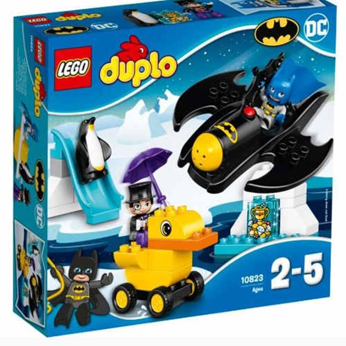 ASDA Batman Lego