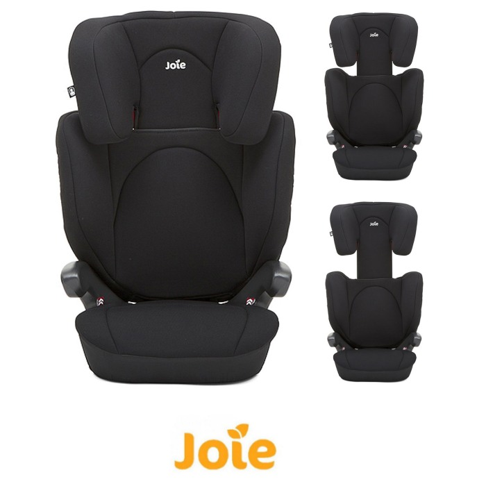 Joie Trillo ECO Group 23 Booster Car Seat Ember Black