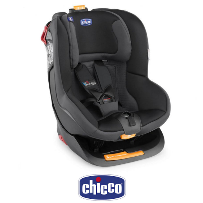 Chicco Oasys Group 1 Evo Car Seat - Coal