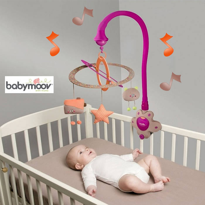 Babymoov Starlight Musical Mobile