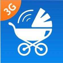 Baby Monitor 3G logo 222
