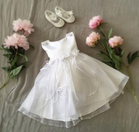 Christening dress for girl