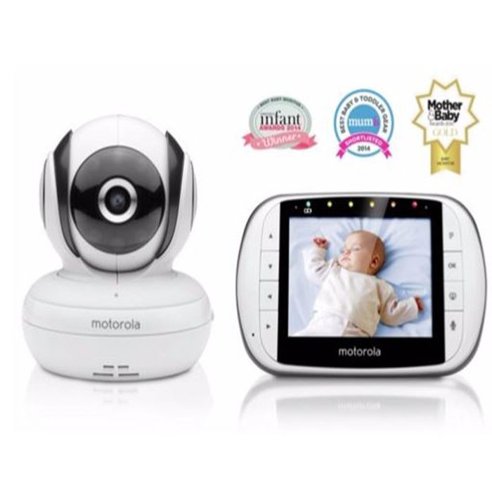 Argos Baby Monitor Events