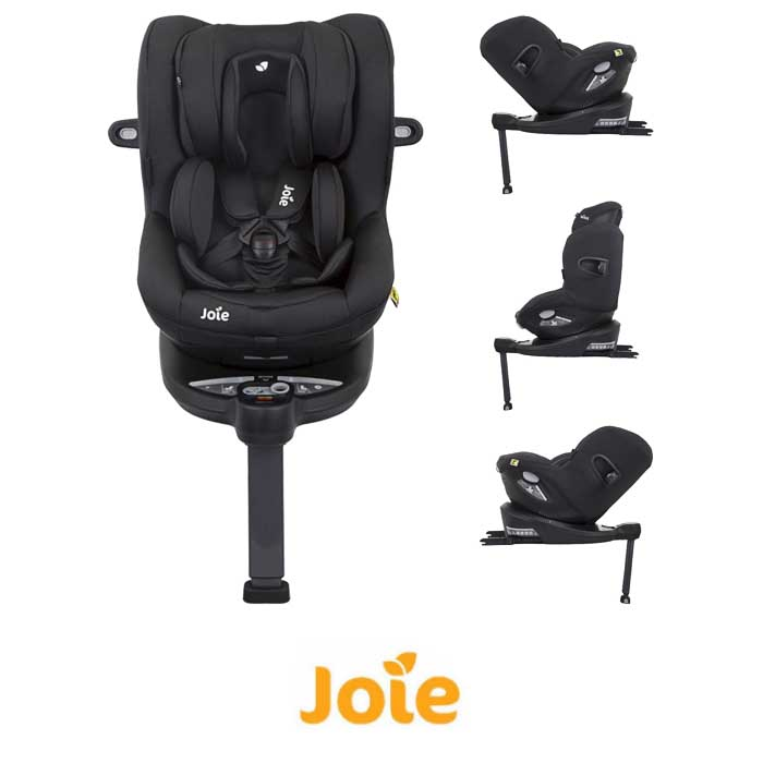 Joie i-Spin 360 iSize ISOFIX Group 0+/1 Car Seat