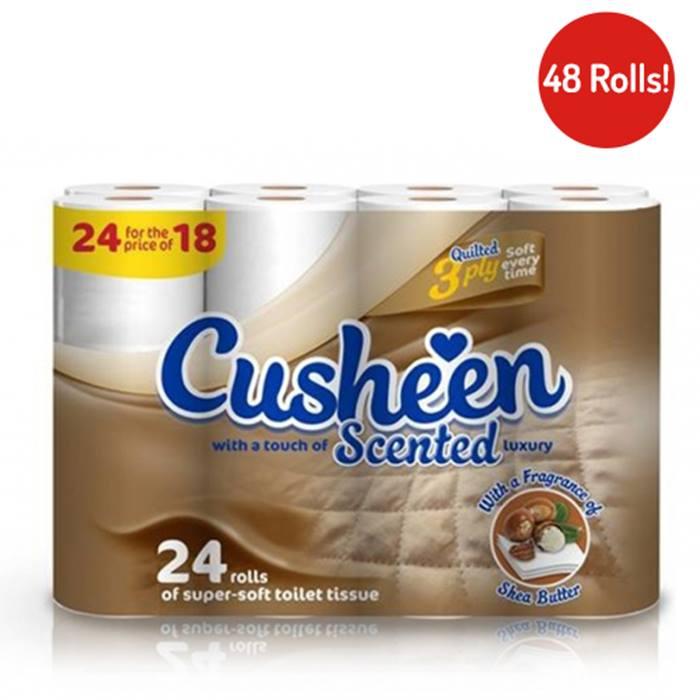 Cusheen Toilet Paper