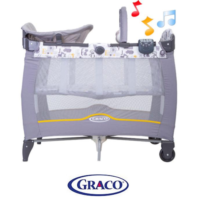 Graco Contour Electra Bassinet Travel Cot