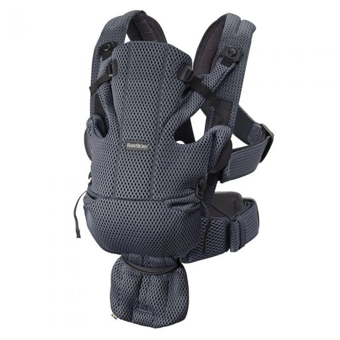BabyBjorn Baby Carrier Move 3D Mesh - Anthracite