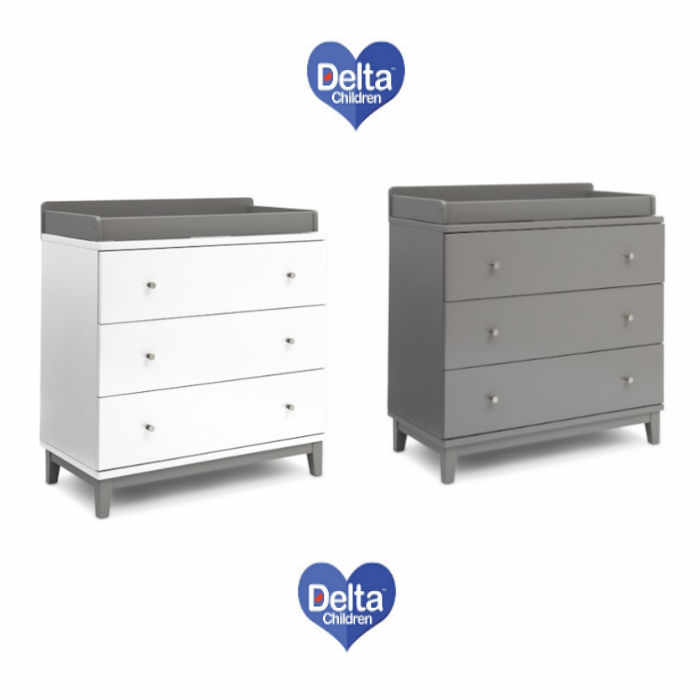 Delta Children Soho Dresser - Changer