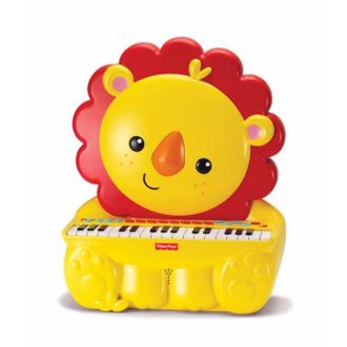Fisherprice-asda-lion-piano