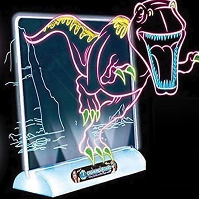 3D Dinosaur Magic Drawing Board