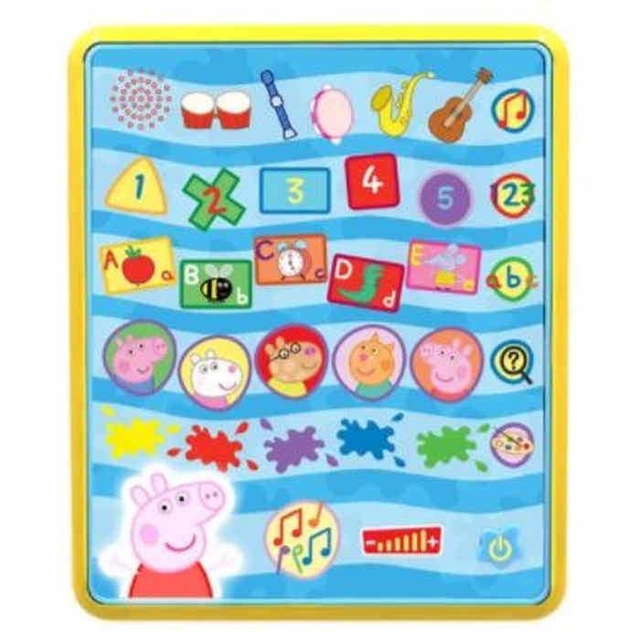 Argos Peppa Pig Smart Tablet