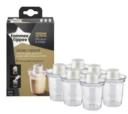 tommee Tippee storage pots