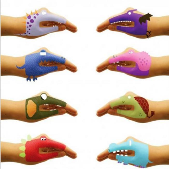 dino hands