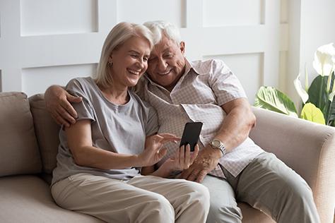 Connecting grandparents