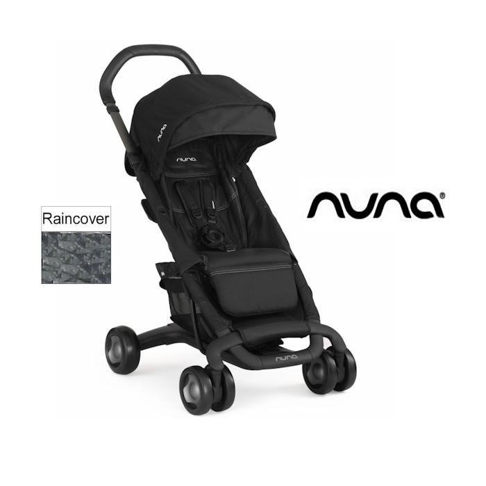 Nuna Pepp Luxx Pushchair - Night