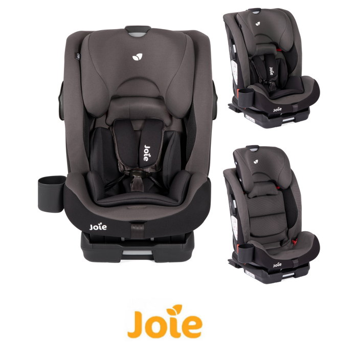 Joie Bold FX Group 1,2,3 Isofix Car Seat - Ember