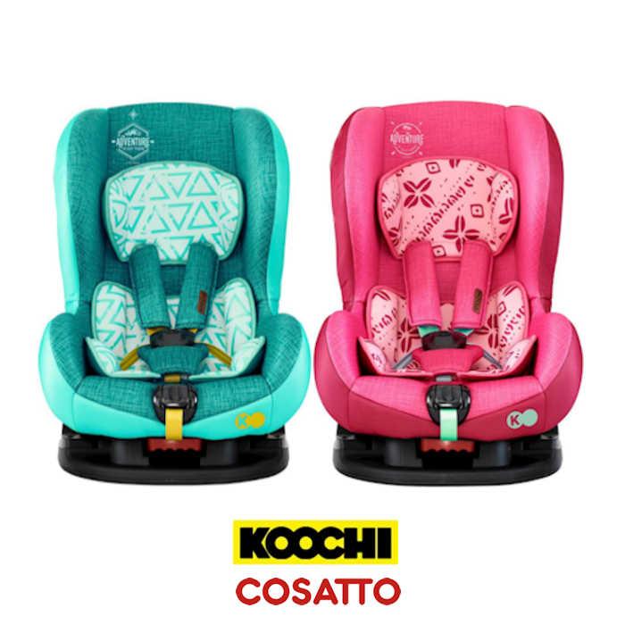 Cosatto Koochi Kickstart 2 Group 1 Car Seat