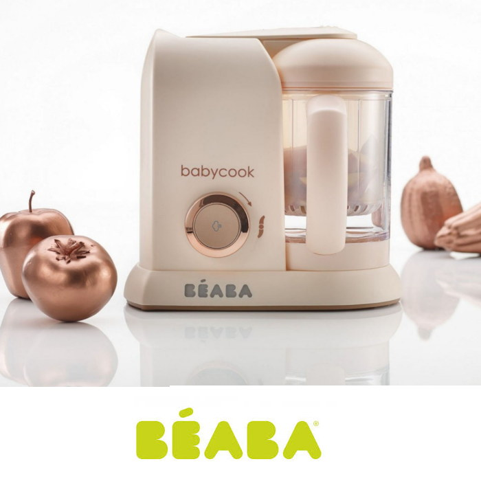 Beaba Babycook Solo 4in1 Limited Edition Baby Food Maker Food Processor