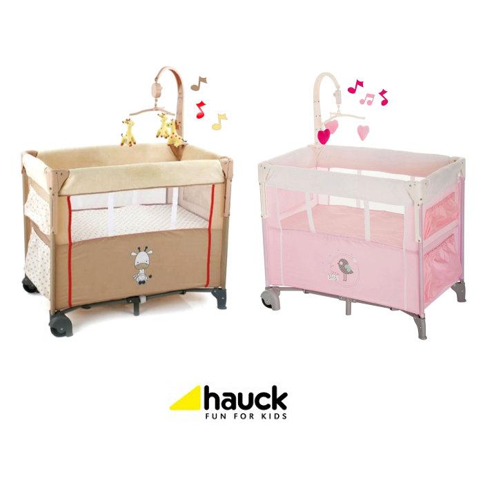 Hauck Dream n Care Center Bassinette Travel Cot