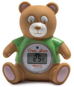 Vital Baby Nurture Bath and Room Thermometer