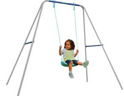 Chad Valley 2 in 1 swing 250