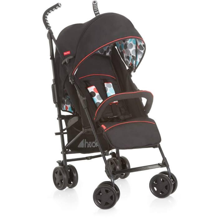 Fisher Price Easy Traveller Palmer + Stroller
