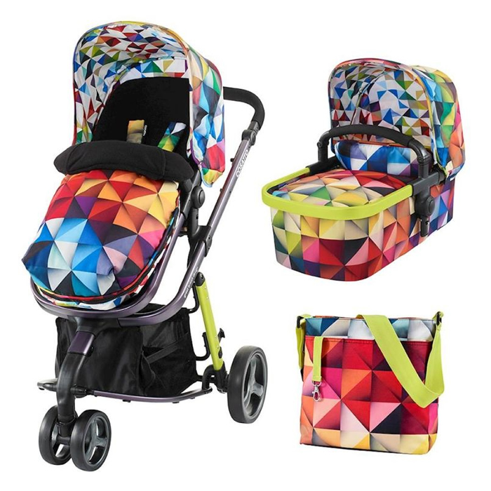 Cosatto Giggle 2 Pram and Pushchair