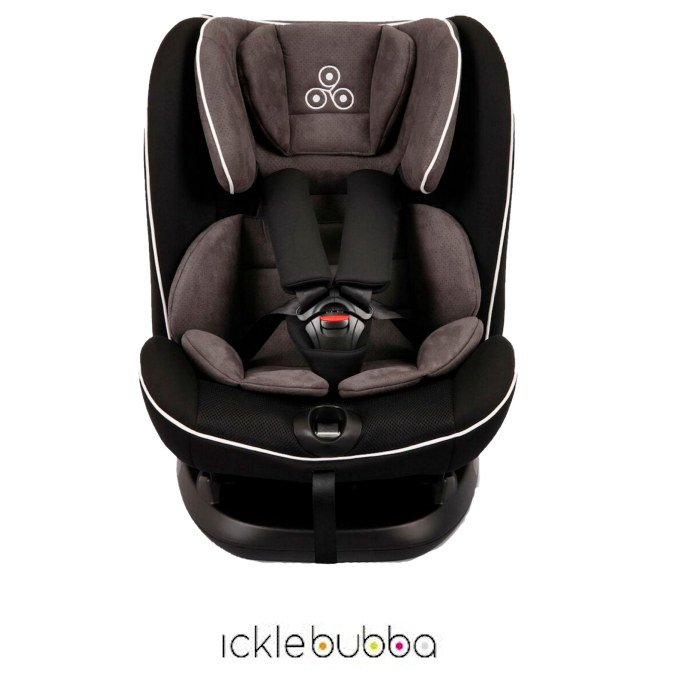 Ickle Bubba Pluto Solar Group 123 Isofix Car Seat