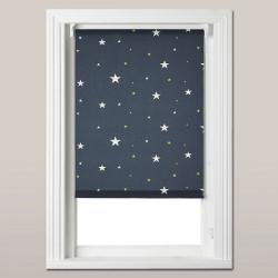 John Lewis Starry Night Blackout Roller Blind