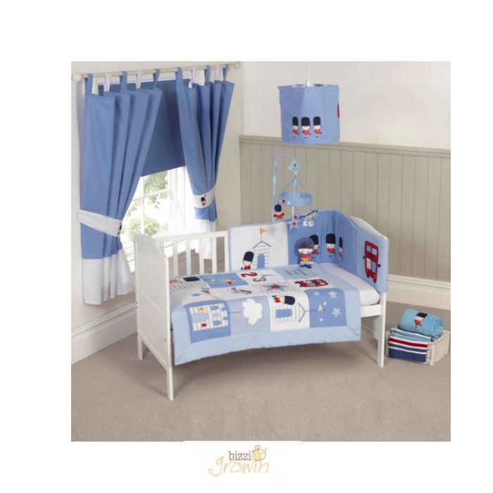 Bizzi Growin 5 Pc Nursery Set - Night Night
