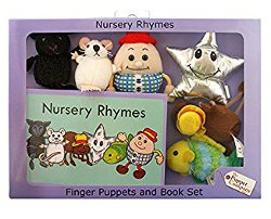 Puppet company nursery rhyme puppet 250