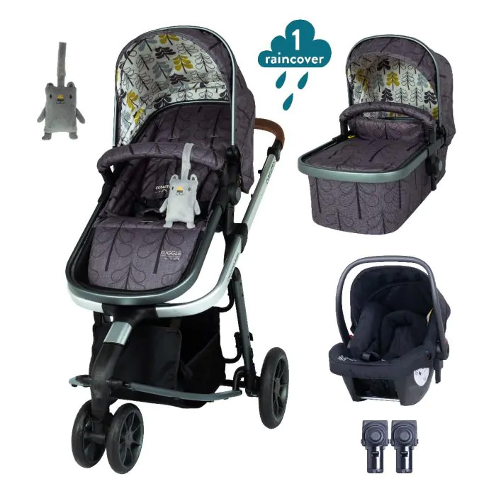 Cosatto Giggle3 Travel System - Fika Forest